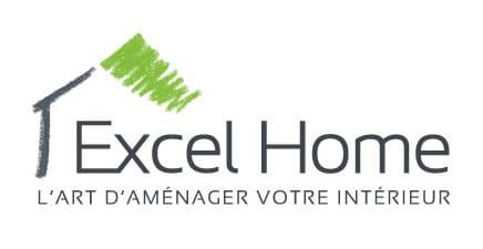 EXCEL HOME - Logotype