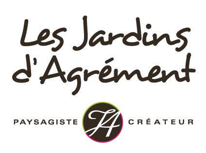 LES JARDINS D'AGREMENT - Logotype