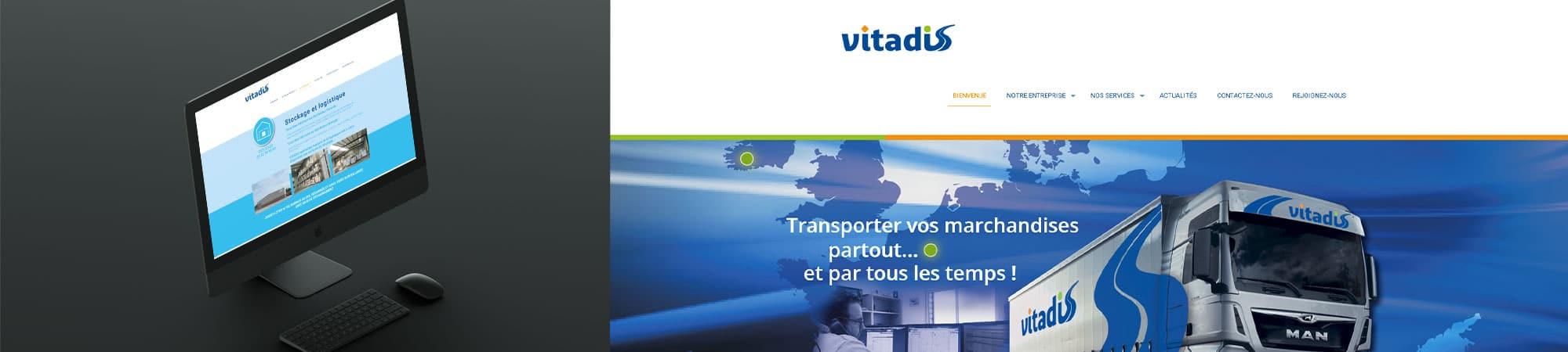 VITADIS - Site internet